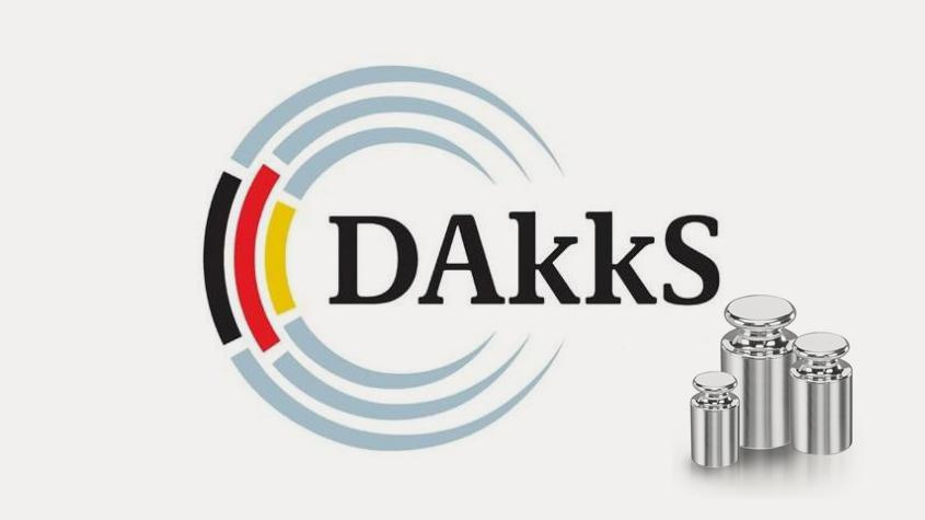 哪个品牌砝码具有DAkkS 证书