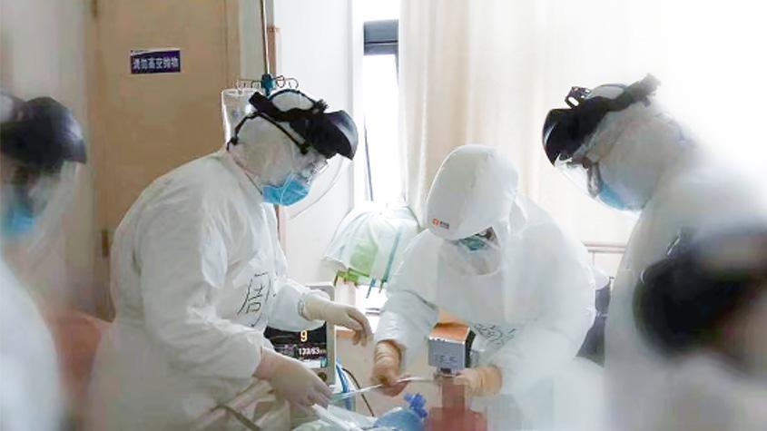 """泰克曼""""正压头罩""""成防疫神器,2000套助力一线抗击病毒-Technewschina"""