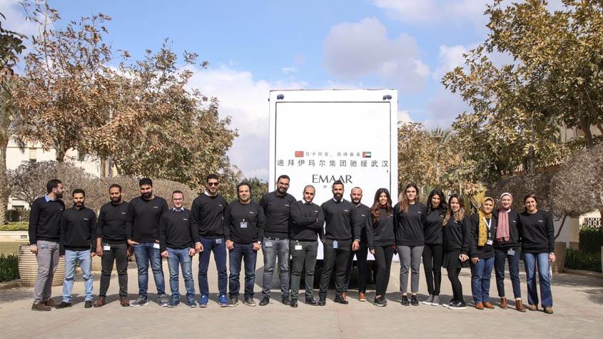 迪拜伊玛尔集团捐赠紧缺医疗物资 援助武汉共同抗击疫情-technewschina