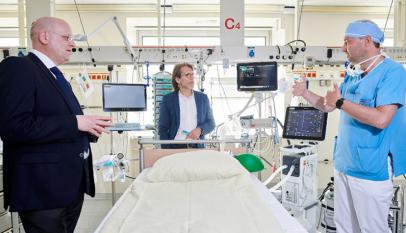 支持新冠科研,赛多利斯捐赠哥廷根大学医学中心