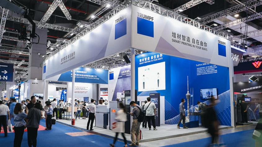 通快亮相TCT 3D打印展,实力新品加速骨科创新解决方案-TechNewsChina中国科技新闻网