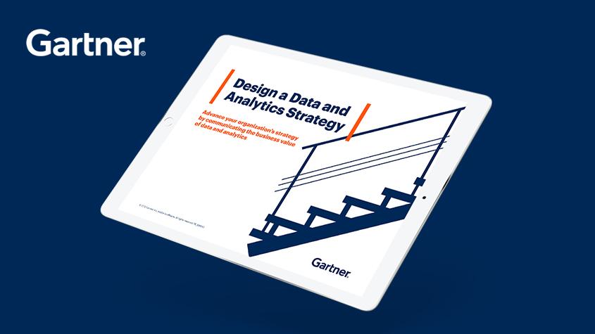 "Gartner""数据和分析 战略的制定""电子书"