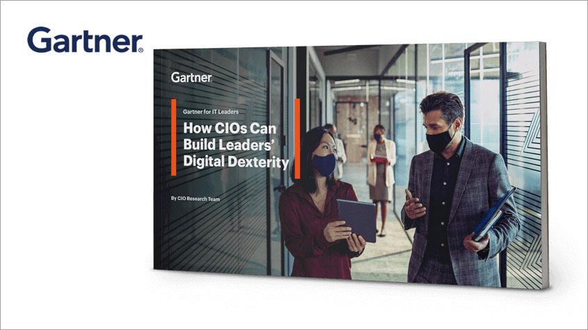 Gartner电子书:金融行业 CIO 如何培养领导者的数字敏捷性-TechNewsChina中国科技新闻网